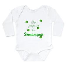 Shenanigans Preparation Body Suit