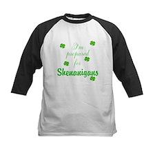 Shenanigans Preparation Baseball Jersey