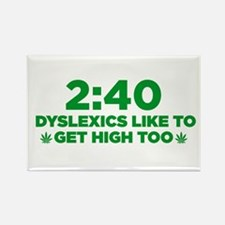2:40 Dyslexics like to get high too! Rectangle Mag