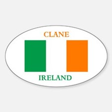 Clane Ireland Decal