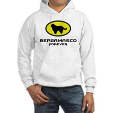 Bergamasco Sheepdog Jumper Hoody