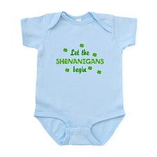 Let the Shenanigans begin Body Suit
