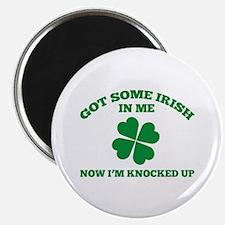 "Got Some Irish In Me 2.25"" Magnet (100 pack)"