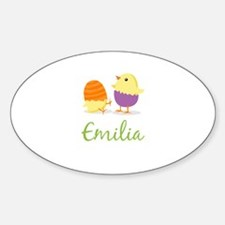 Easter Chick Emilia Decal