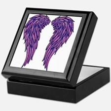 Angel Wings Keepsake Box