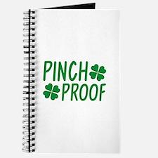 Pinch Proof Journal