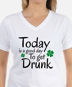 Today Is A Good Day To Get Drunk Shirt