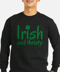 Irish And Thirsty T