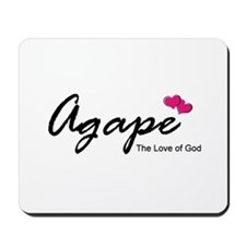 Agape Love Mousepad