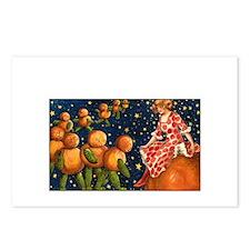Cosmic Pumpkins Postcards (Package of 8)