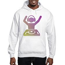 Multicolored DJ Hoodie