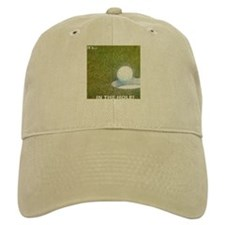 it's in the hole Baseball Cap