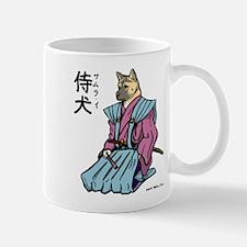Samurai_shirt.png Mug