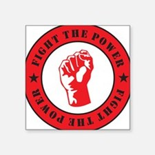 Fight the Power 3 Sticker