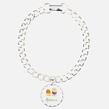 Easter Chick Geneva Bracelet