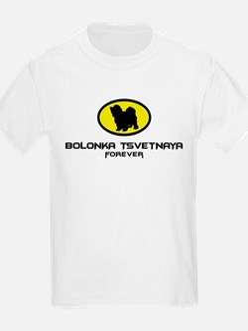 Bolonka Tsvetnaya Kids T-Shirt