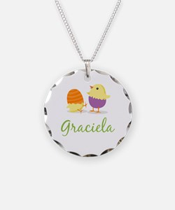 Easter Chick Graciela Necklace