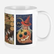 Vintage Witches 2 Halloween Mug