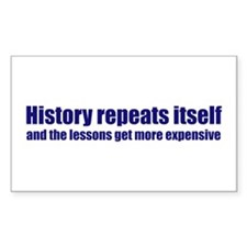 History Repeats Itself Decal