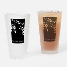 The Wisdom of Horses Drinking Glass