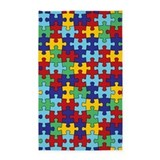 Autism awareness 3x5 Rugs
