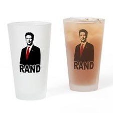 Rand Paul Drinking Glass