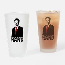 Rand Paul Drinking Glass
