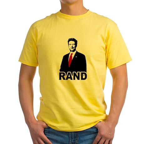 Rand Paul Yellow T-Shirt