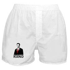 Rand Paul Boxer Shorts