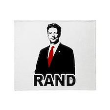 Rand Paul Throw Blanket