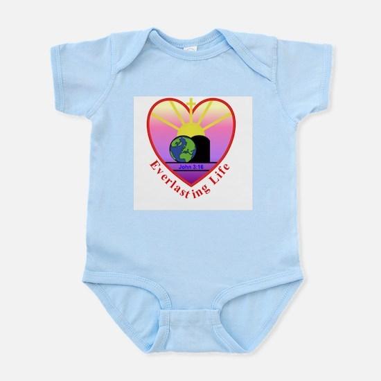 Everlasting Life Infant Bodysuit