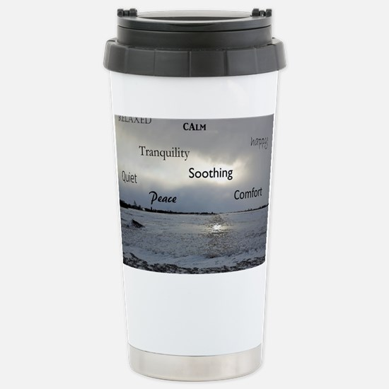 Unique Soothing Travel Mug