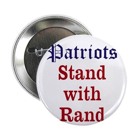 "Patriots Stand With Rand 2.25"" Button (10 pack)"