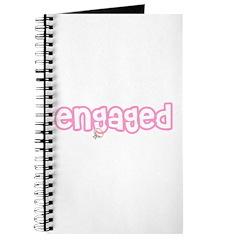 Engaged (Pink) Journal