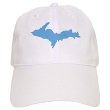 Cute Upper peninsula of michigan Baseball Cap