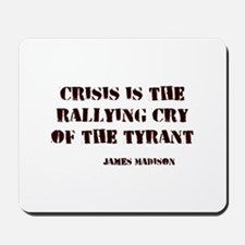 Rallying Cry Mousepad