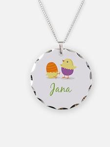 Easter Chick Jana Necklace