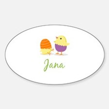 Easter Chick Jana Decal