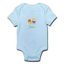 Easter Chick Jana Body Suit