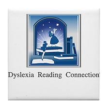 Dyslexia Reading Connection® Tile Coaster