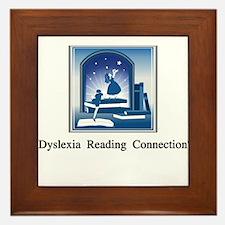 Dyslexia Reading Connection® Framed Tile
