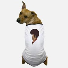Afro Man Dog T-Shirt