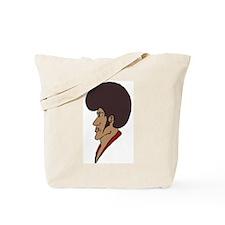 Afro Man Tote Bag