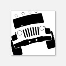 Jeepster Rock Crawler Sticker