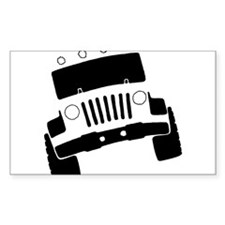 Jeepster Rock Crawler Decal