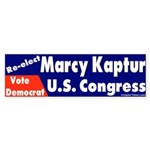 Re-elect Marcy Kaptur Bumper Sticker