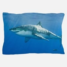 Great White Shark Pillow Case