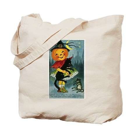 Happiest Halloween Tote Bag