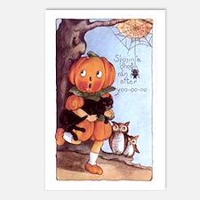 Happiest Halloween Postcards (Package of 8)