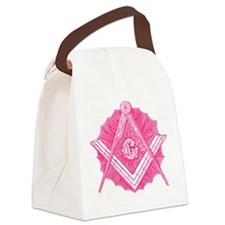 Cute Military design Canvas Lunch Bag